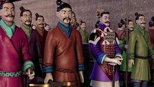 Exkluzivně pro NG: Terakotová armáda v barvě