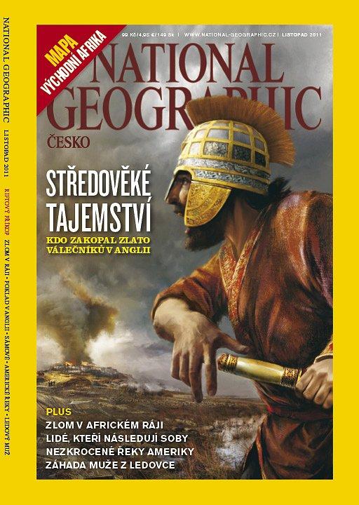 Obsah časopisu – listopad 2011