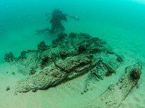 Loď se potopila při návratu z Indie, odkud vezla velké množství koření.