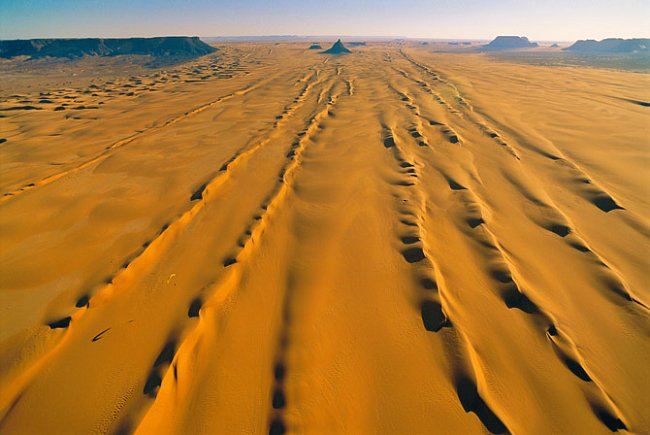 Sahara (podélná duna)