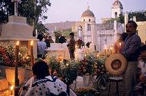 Día de los muertos, neboli naše dušičky, jsou v Mexiku velkým svátkem, možná i větším než Vánoce...