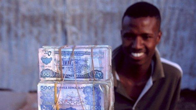 Směnárny, kam vám peníze přivezou na kolečkách. I to je Afrika