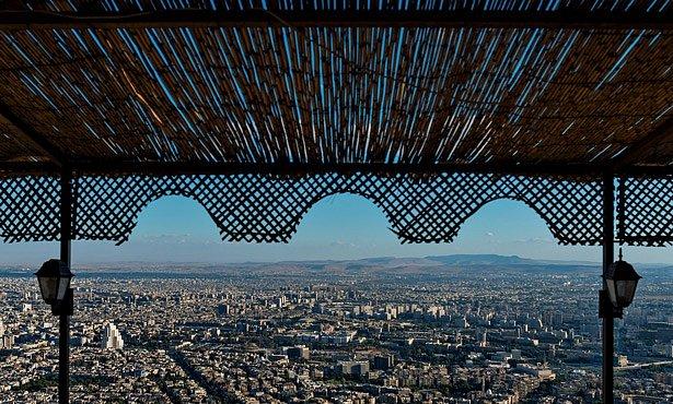 Padnou hradby Damašku?