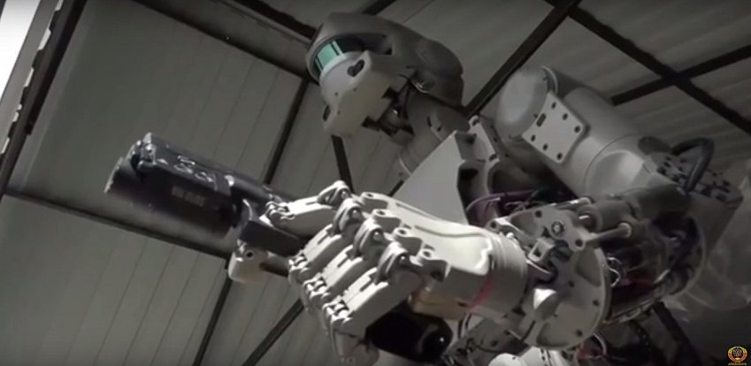 Ruský robot F.E.D.O.R.