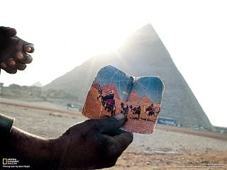 Pyramidy u Gízy