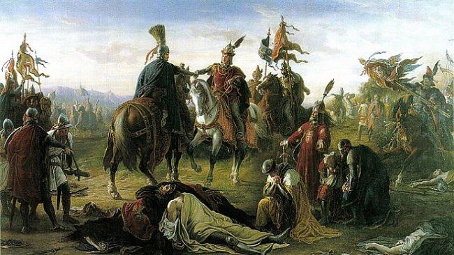 Rudolf I. Habsburský – pokořitel krále železného a zlatého
