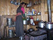 Tibetská kuchyně.