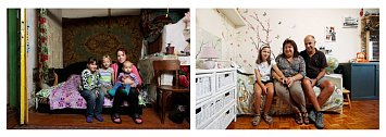 Pětičlenná rodina Kateryny žije na Ukrajině ve dvoupokojovém domě. Její hostitelská rodina pro ni připravila krásný pokoj, který měla jen pro sebe. Portugalský pár nemůže mít děti a prostřednictvím projektu Modré léto dávají dětem lásku, i když je to jen