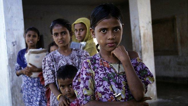 Bangladéšské ostrovy mizí a vznikají několikrát ročně. Přesto tam žije až 7 milionů lidí