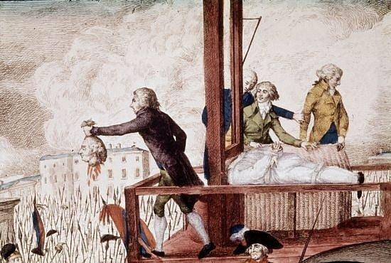 Kterak odpůrce trestu smrti vymyslel gilotinu