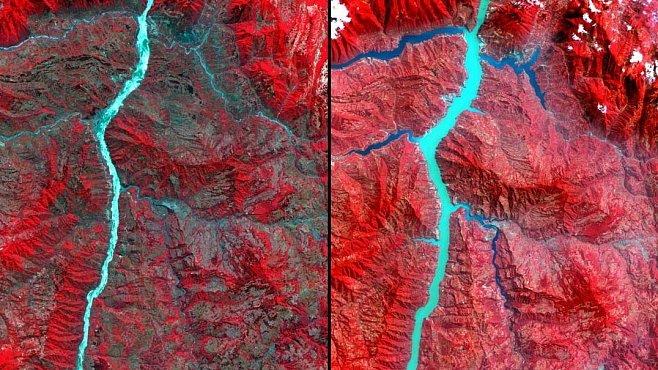Fascinující fotografie: Proměny planety Země očima NASA