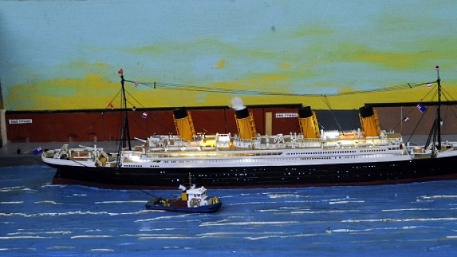 Titanic hravě: interaktivní zábava od National Geographic