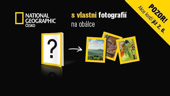 Vlastní fotka na obálce National Geographic? To není vtip!