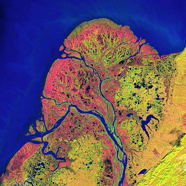 Nejlepší fotografie Země (NASA)