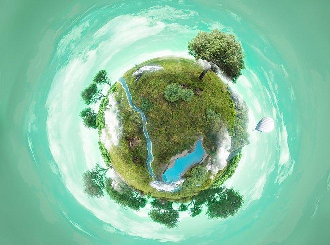 Za posledních 35 let se naše planeta v důsledku zvýšené koncentrace CO2 zazelenila.