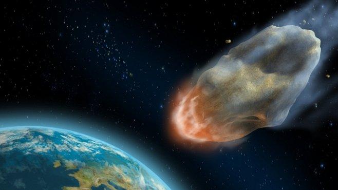 Co by se stalo, kdyby Zemi zasáhl asteroid? Spočítejte si to!