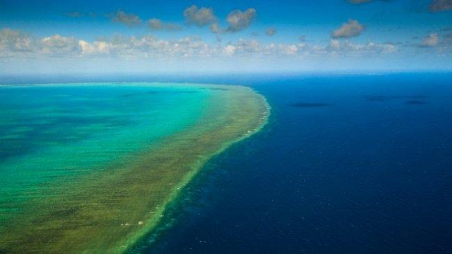 Část Velkého bariérového útesu se rozpadá. Hrozí vlna cunami
