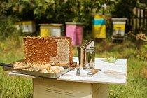 V Jad Mordechaj můžete ochutnat výtečný med.