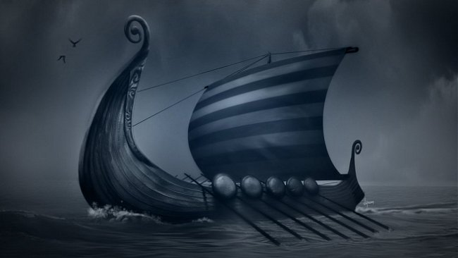 """Vikingové nepotřebovali kompasy, měli """"sluneční kámen"""" a naběračky"""