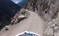 Cesta v Himálájích