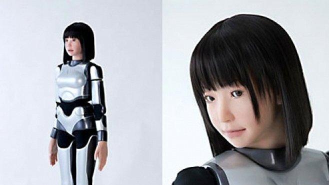 Robotka, která se naučila chodit. Aneb proč je tak důležitý palec u nohy