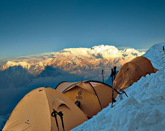 Expedice na Dhaulagiri (8167 m)