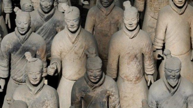 Slavná čínská terakotová armáda se rozrostla o 110 bojovníků