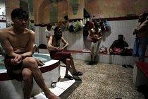 Hammám v afghánském Herátu