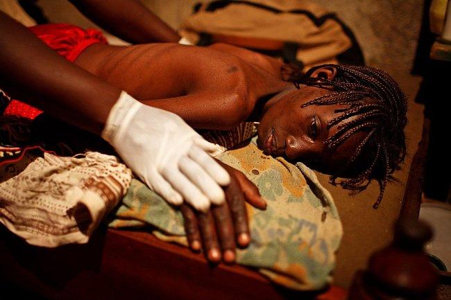 Prostitutky z Kibery