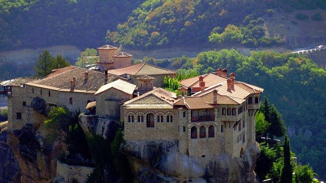 Vyhrajte poznávací zájezd do Řecka
