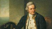 Smrt Jamese Cooka z rukou zákeřných Indiánů