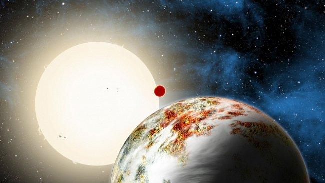 Mega-Země mění teorie o možnostech života ve vesmíru