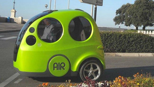 Auto na vzduch – budoucnost lidstva, nebo blábol?
