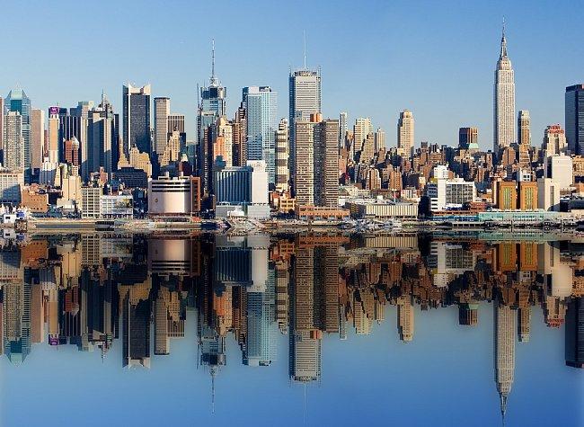 New York je jedním z měst nejvíce ohrožených stoupající hladinou oceánu.
