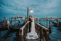 Benátky, sen každého romantického páru.