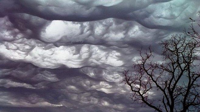 Nový druh oblaku? Seznamte se – to je undulatus asperatus