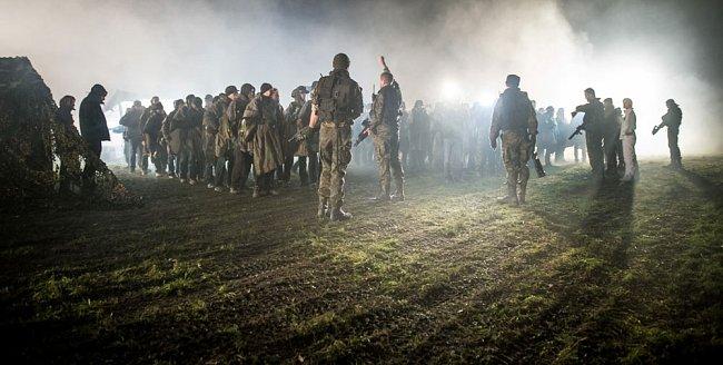 Přeměna lichtenštejnského knížectví ve válečnou zónu z daleké budoucnosti je rozhodně akce, která vejde do učebnic marketingu. Ze středověkého hradu se stala vojenská pevnost z 26. století a tam, kde