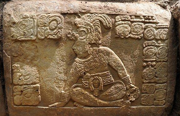 Další zmínka o fenoménu roku 2012: Nové mayské texty z guatemalských pralesů