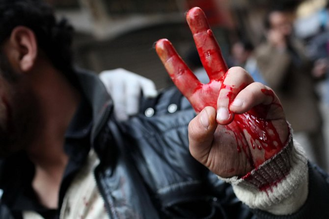 Káhira: Arabské revoluce
