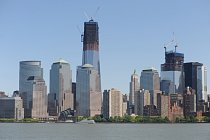 Nový mrakodrap má dosáhnout výšky 541 metrů, měl by být dokončen v prosinci a otevřen na jaře příštího roku.