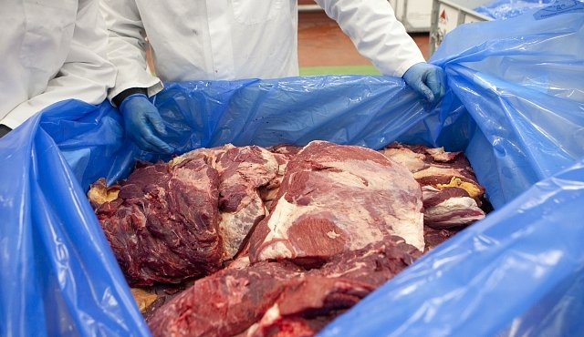 Umělé maso má zachránit svět před hladem. Je bez vůně i chuti...