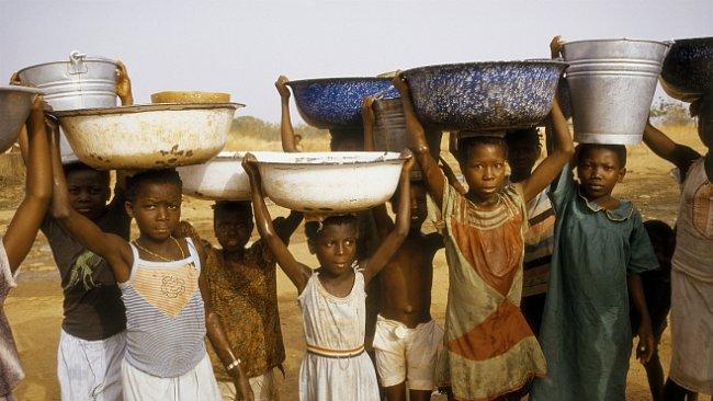 Voda vzácnější než zlato. Vítejte v Africe