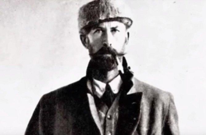 Britský plukovník Percy Fawcett