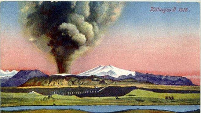 Co zavinily islandské sopky? Zákaz létání i Francouzskou revoluci
