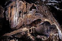 Fochův dóm v jeskyni Balcarka