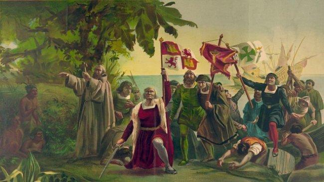 Kolumbus byl očištěn