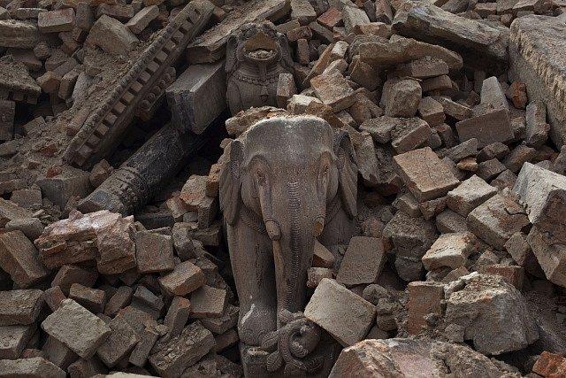Bhaktapur znamená doslova město oddaných...