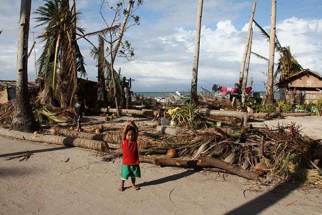Obnova domů v Bantayanu teprve začíná