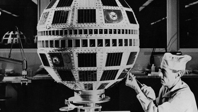 Telstar 1: Družice, která změnila svět. Díky ní existuje přenos televizního kanálu mezi kontinenty
