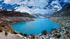 Pozoruhodná panoramata z Bolívie, Kyrgyzstánu nebo Nepálu